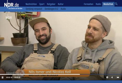 NDR Nordtour – Ghostbastlers: Ideen für Heimwerker