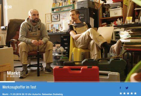 Markt – Werkzeugkoffer im Test