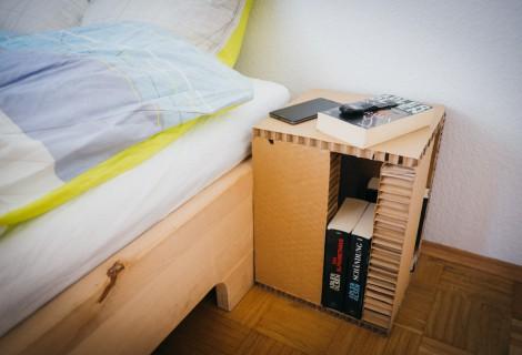 Nachttisch Ikea Pappe