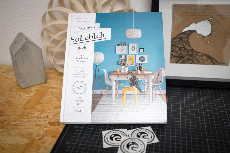 Verlosung – Das neue SoLebIch-Buch