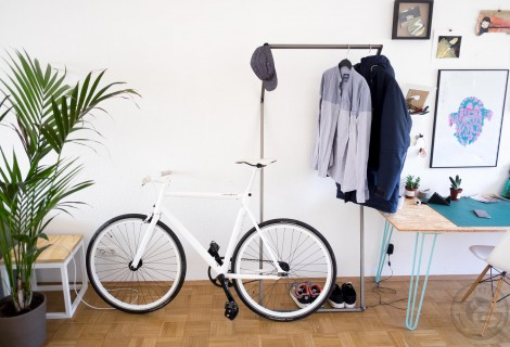 U-Profil Garderobe