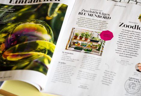 dm alverde – Zweistöckiges Blumenbord