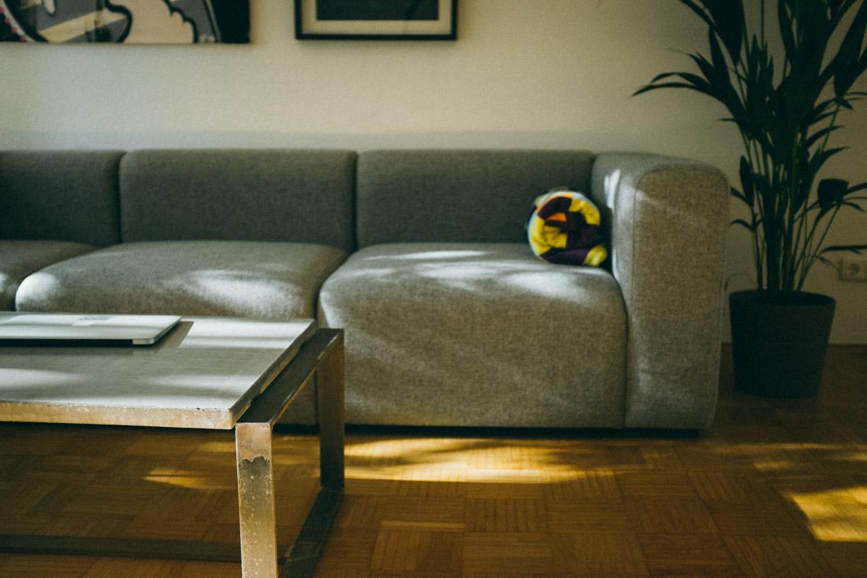 Beton Wohnzimmertisch  Wohnzimmer Ideen