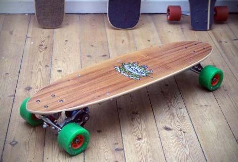 Diy Elektroskateboard #2