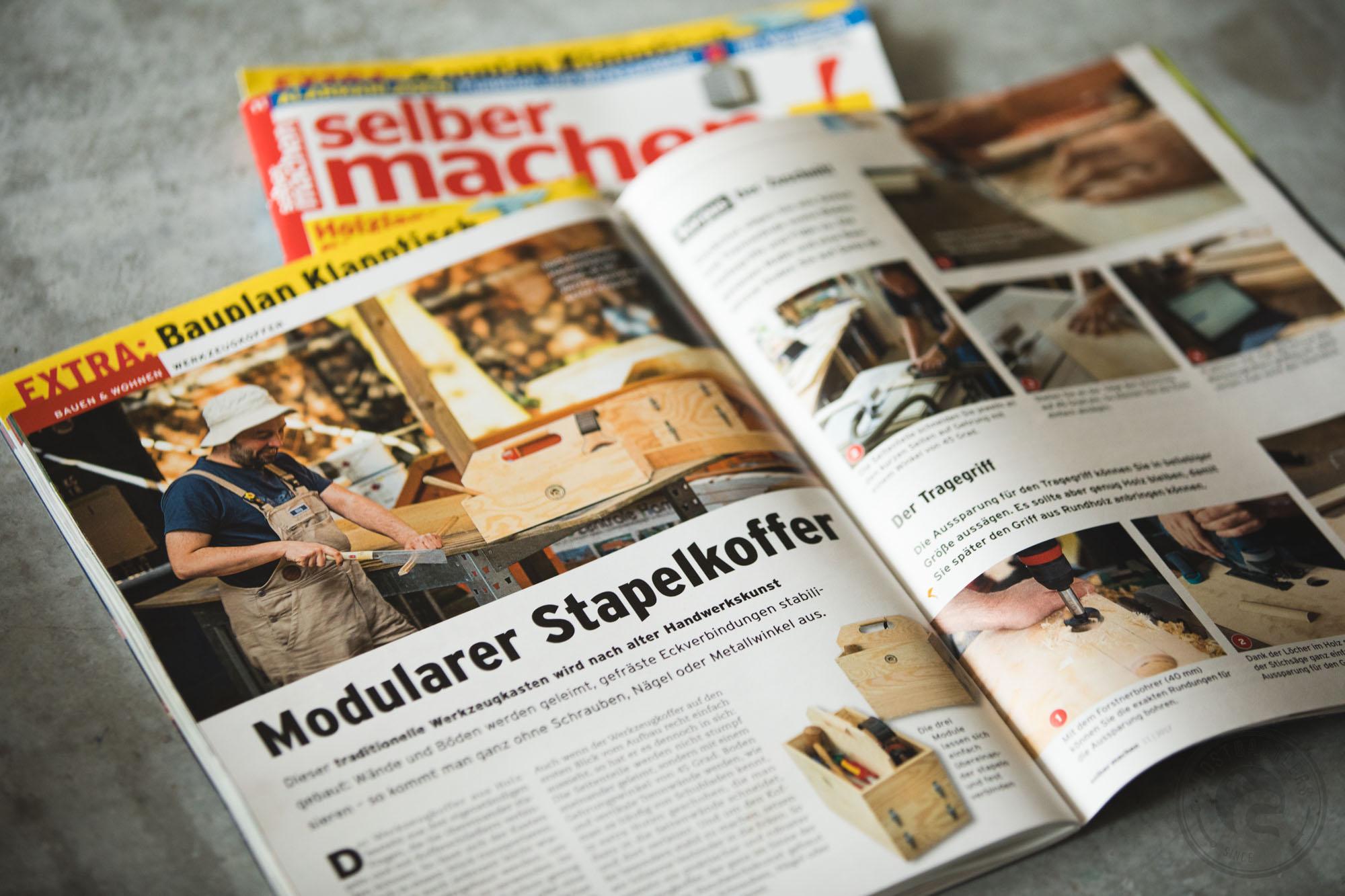selber machen – Modularer Werkzeugkasten